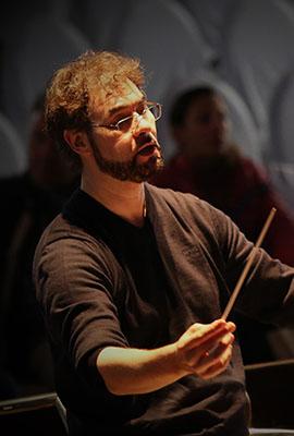 Borin Valter - Direttore d'orchestra